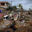 Irma hinterließ auch auf der größten Karibikinsel Kuba ein Bild der Verwüstung.