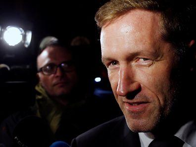 Paul Magnette, chef du gouvernement wallon: «Rien n'a été conclu hier soir, on n'a pas trouvé d'accord hier soir. On continue à discuter».