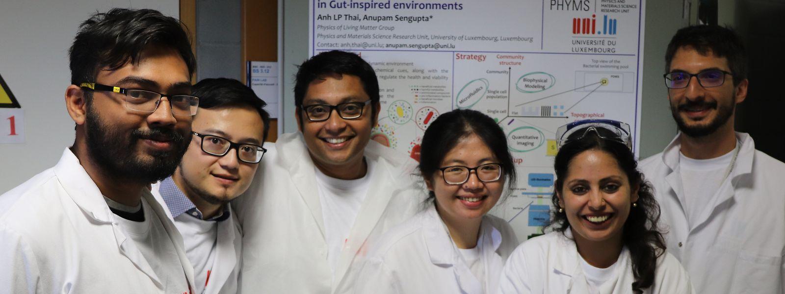 Avec son équipe pluridisciplinaire, le Pr Sengupta a déjà avancé dans la connaissance du virus.