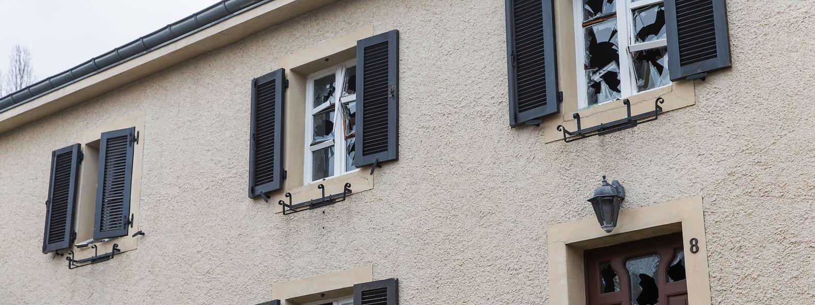 Lokales, Streit um Haus in der Rue des Fleurs in Nospelt, Foto: Lex Kleren/Luxemburger Wort.