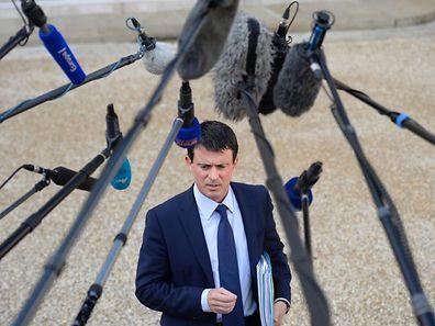 Pour l'entourage de Manuel Valls, nommé à Matignon en mars 2014, sa démission ne fait guère de doute.
