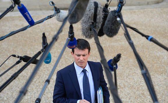 França/ Eleições presidenciais: Manuel Valls anuncia hoje candidatura