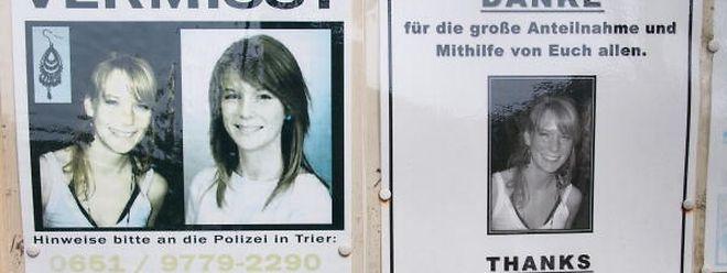 Seit Juni 2007 galt Tanja Gräff als vermisst. Im Mai 2015 wurden ihre sterblichen Überreste entdeckt.