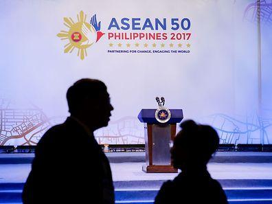 Die Gemeinschaft Südostasiatischer Staaten wird dieses Jahr 50 Jahre alt. Vor allem der Nordkorea-Konflikt sorgt aber dafür, dass keine allzu große Feierstimmung aufkommt.