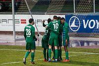 Football - Bgl ligue - Etzella Ettelbruck-Fola Esch - 29/02/2020 - 15 eme journée -  Stade Am Deich, Ettelbruck - foto : Vincent Lescaut