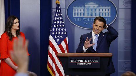 Anthony Scaramucci ist der neue Kommunikationschef von Donald Trump.