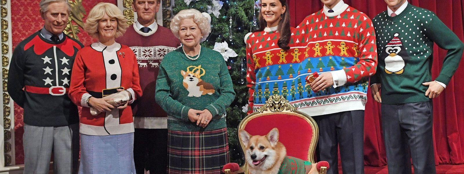 Eine schrecklich schöne Familie - doch warum haben die Royals dieses Bild autorisiert?