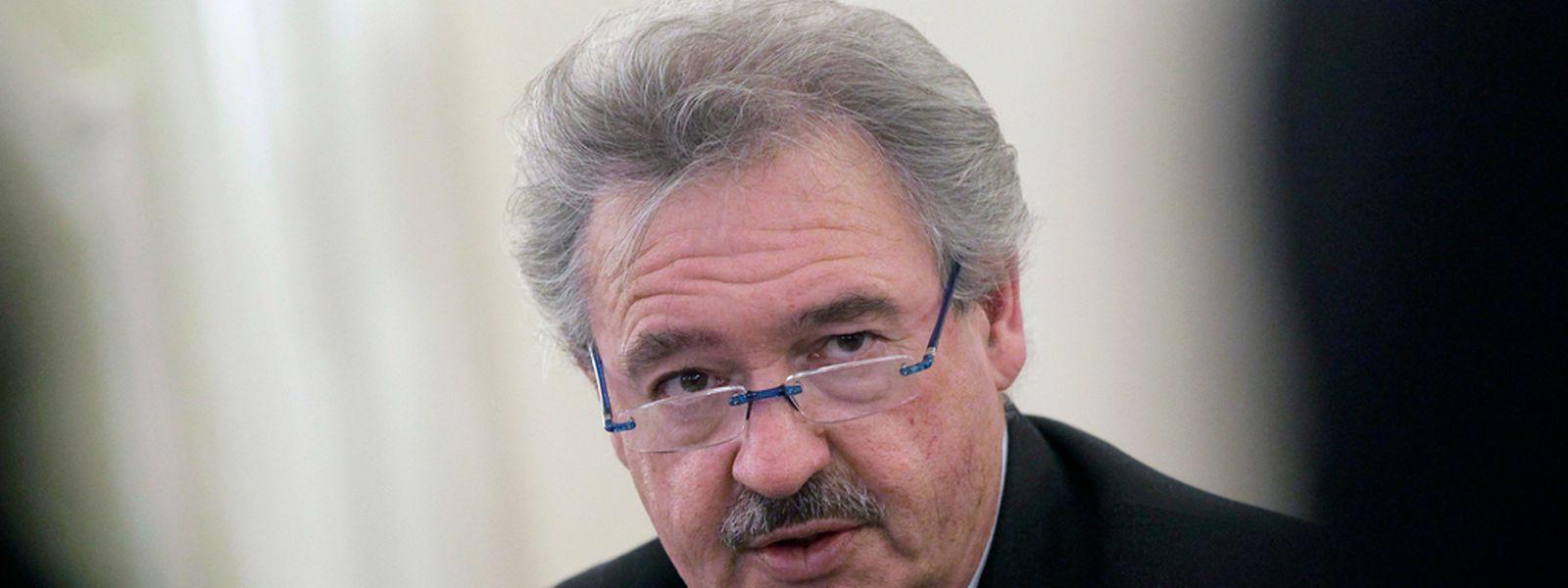 Der Luxemburgische Außenminister Jean Asselborn.