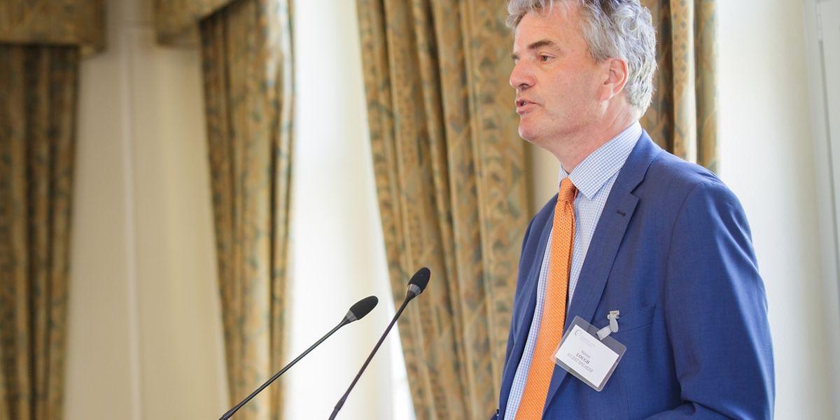 Pour Simon Lough, les gestionnaires de patrimoine auront toujours un rôle prépondérant à jouer
