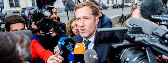 Pour un bon nombre d'observateurs, Paul Magnette est l'homme idéal pour sauver le parti socialiste belge.