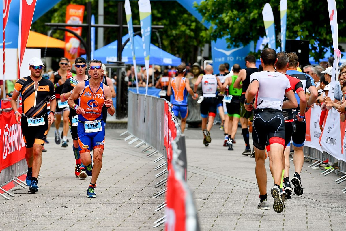 Ironman 70.3 Luxemburg 2018.