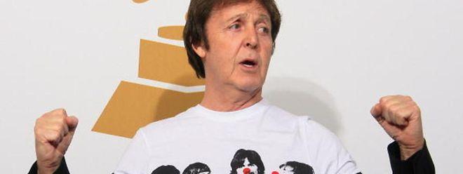 Paul McCartney hat sich erholt.