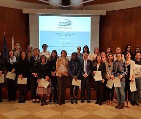 Initiativ Rëm Schaffen - Remise de certificats à 43 lauréats