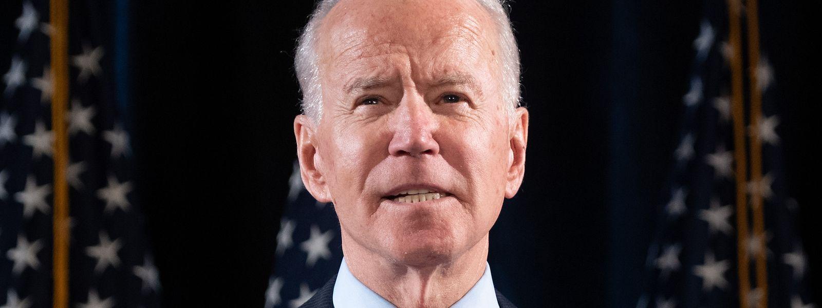 Joe Biden ist derzeit auf dem besten Weg, Präsidentschaftskandidat der Demokraten zu werden.