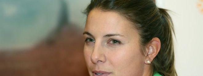 Mandy Minella will in Kockelscheuer zum ersten Mal die erste Hauptrunde überstehen.