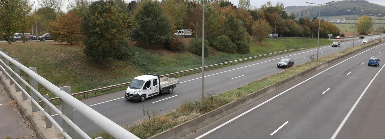 Die Jugendliche hatten am 1. September 2016 gegen 21.40 Uhr den Verkehr auf der Autobahn A13 ins Visier genommen.