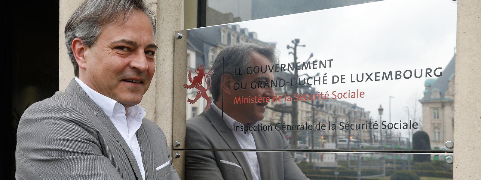 Arrivé en 2017 au Conseil économique et social, Tom Dominique en prend la présidence pour deux ans.