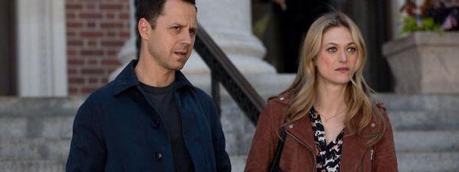 """So ruhig, wie """"Pete"""" (l., Giovanni Ribisi) es sich gedacht hat, wird dasLeben bei Julia (Marin Ireland) und ihrer Familie nicht."""