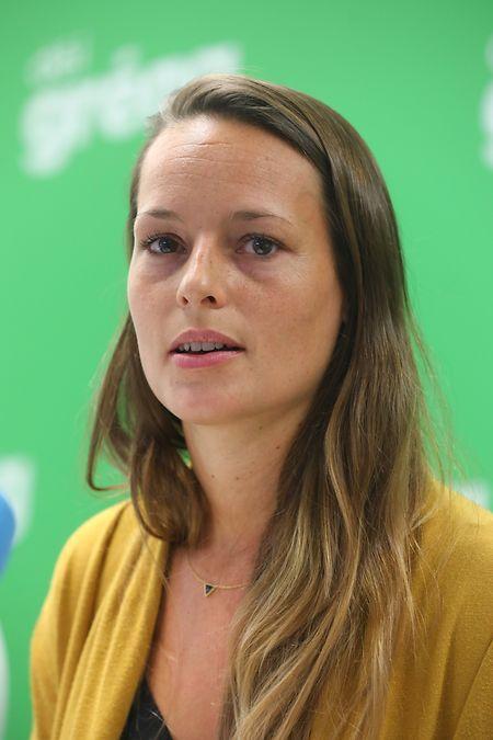 Chantal Gary (30) rückt für Henri Kox ins Parlament nach.