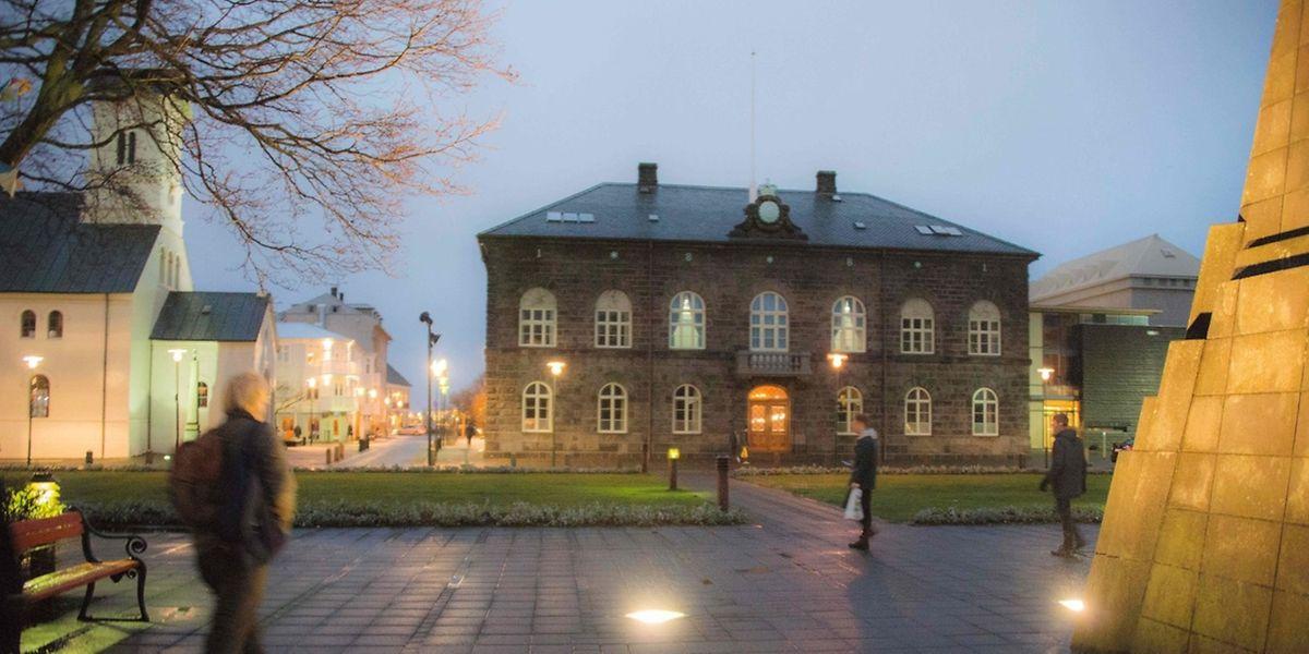 Die Wahl zum isländischen Parlament hatte kein eindeutiges Ergebnis erbracht.