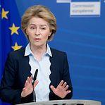 Ursula von der Leyen vai propor endividamento europeu