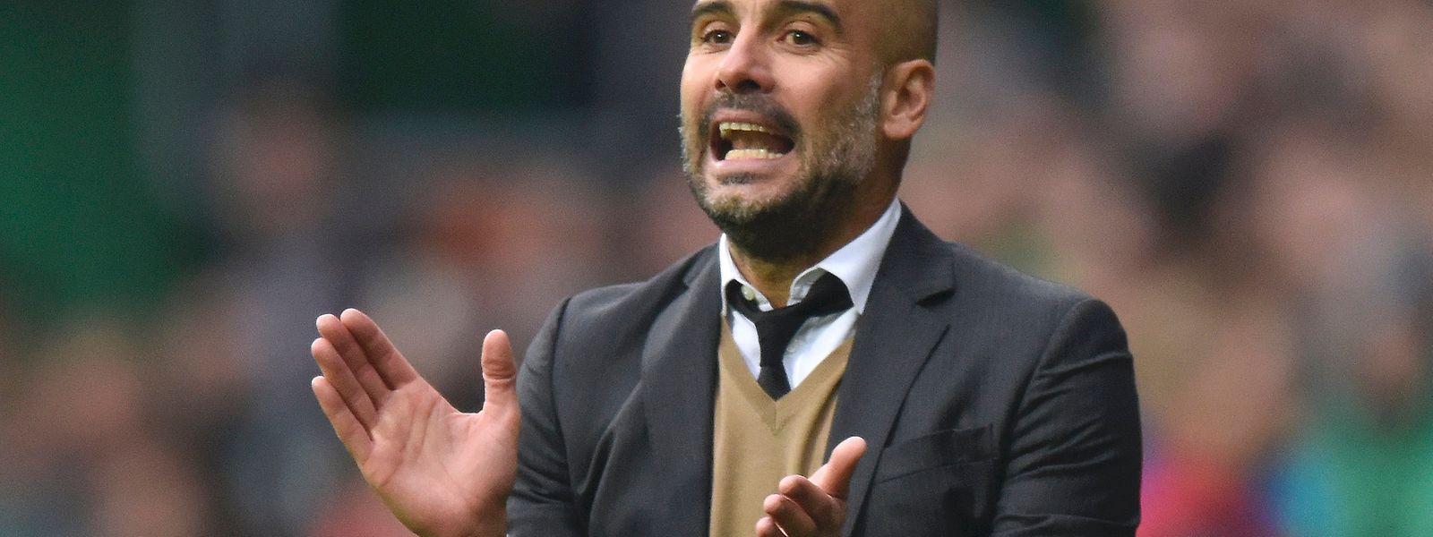 Pep Guardiola kennt die spanische Liga sehr gut. Das könnte ein Vorteil sein, wenn die Bayern auf Atletico treffen.
