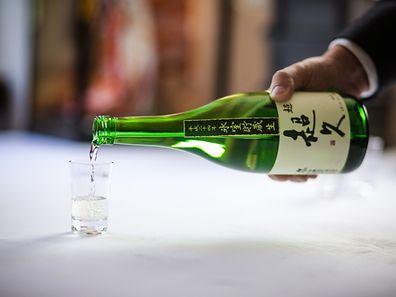 Accord du saké japonais avec la cuisine européenne - Photo : Pierre Matgé