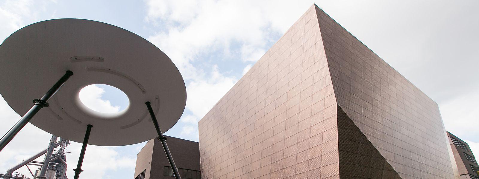 Im Inneren der Maison des Arts befindet sich unter anderem eine Konzerthalle.