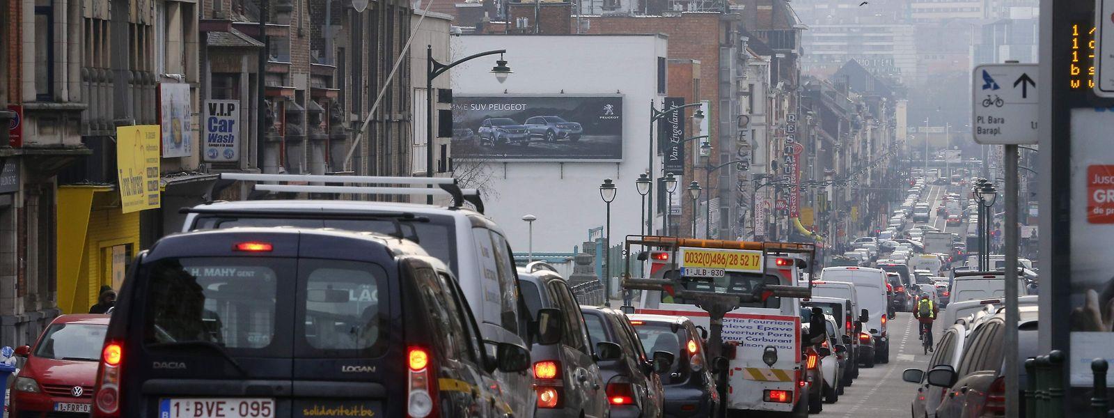 Les infrastructures routières vont être réaménagées pour imposer le 30 km/h aux véhicules dans la capitale et sa Région