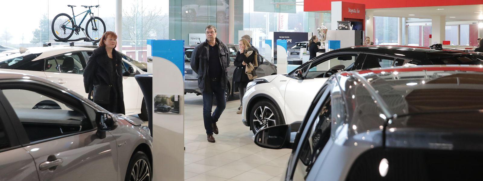 80 concessionnaires automobiles ont participé à l'Autofestival 2020.