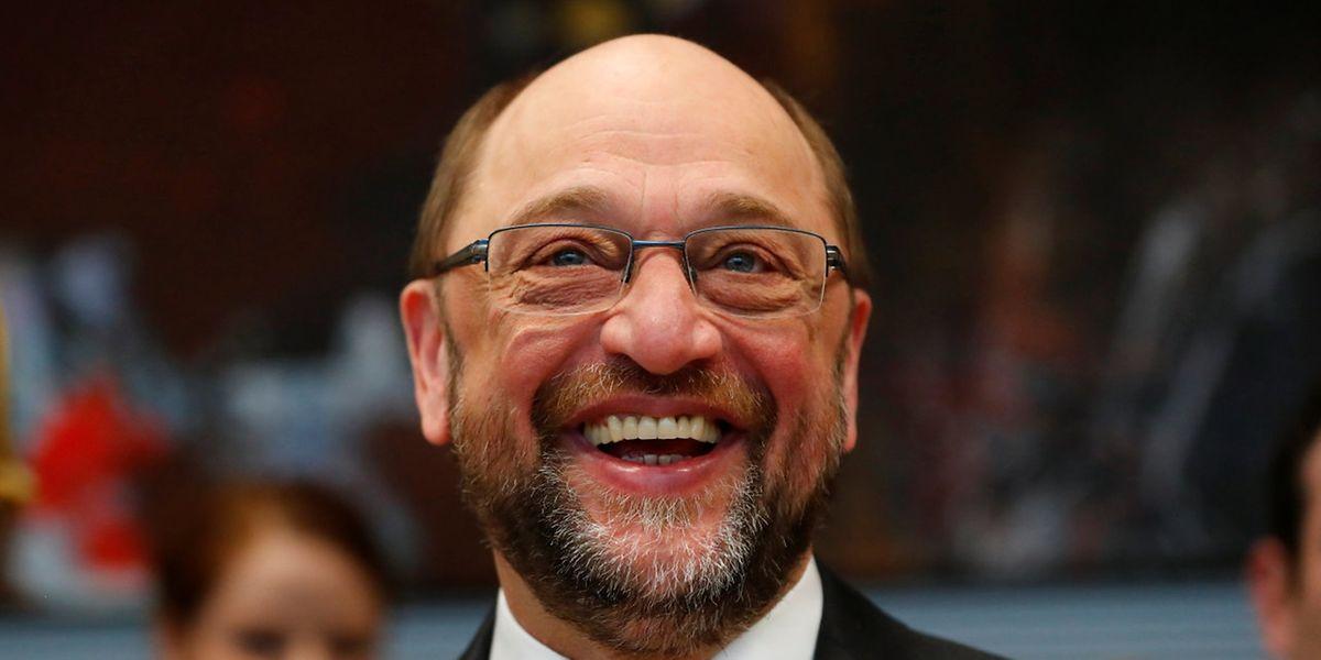 Mit ihrem Kanzlerkandidaten dürfen die deutschen Sozialdemokraten seit langer Zeit wieder auf einen Aufwärtstrend hoffen.