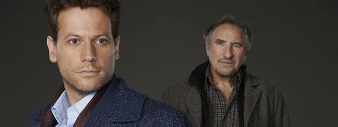 """""""Forever"""" mit Ioan Gruffudd als Henry and Judd Hirsch als Abe."""