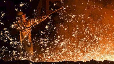 Die US-Regierung will gegen sieben Stahlkonzerne vorgehen, allesamt Konkurrenz von ArcelorMittal.