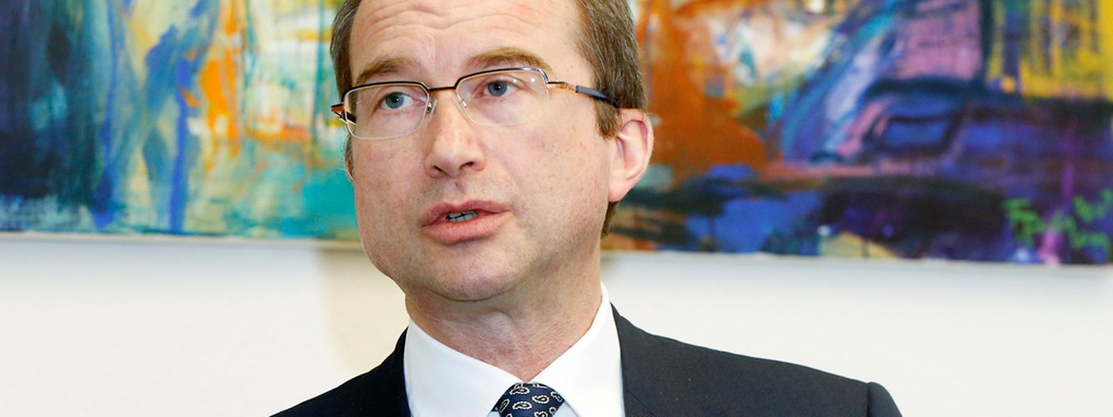 Erny Gillen wurde am 16. Oktober 2011 zum Generalvikar ernannt.
