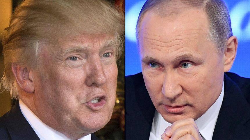 Dem designierten US-Präsidenten Donald Trump liegt viel an einer guten Partnerschaft mit Wladimir Putin.