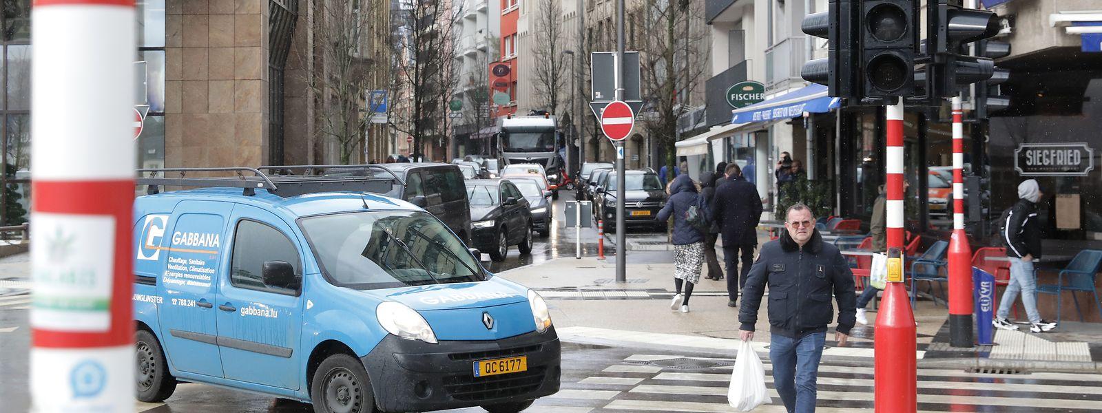 Der Wunsch der Opposition ist eine Avenue Pasteur ohne Durchgangsverkehr.
