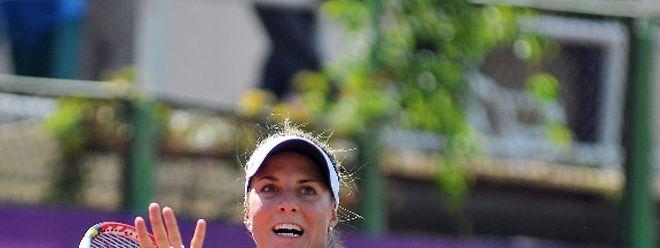 Battue dès le 1er tour à Strasbourg, Mandy Minella (31 ans, WTA 69) peut à présent tourner son regard vers le tournoi de Roland Garros