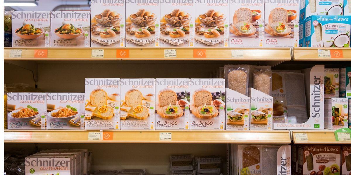 Glutenfrei, Laktosefrei. Zu kaufen gibt es alles, doch was brauch ich wirklich?