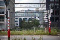 WI. Classement des banques . Banken,Finanzplatz Luxemburg ,BGL BNP Paribas.Kirchberg.Foto: Gerry Huberty/Luxemburger Wort