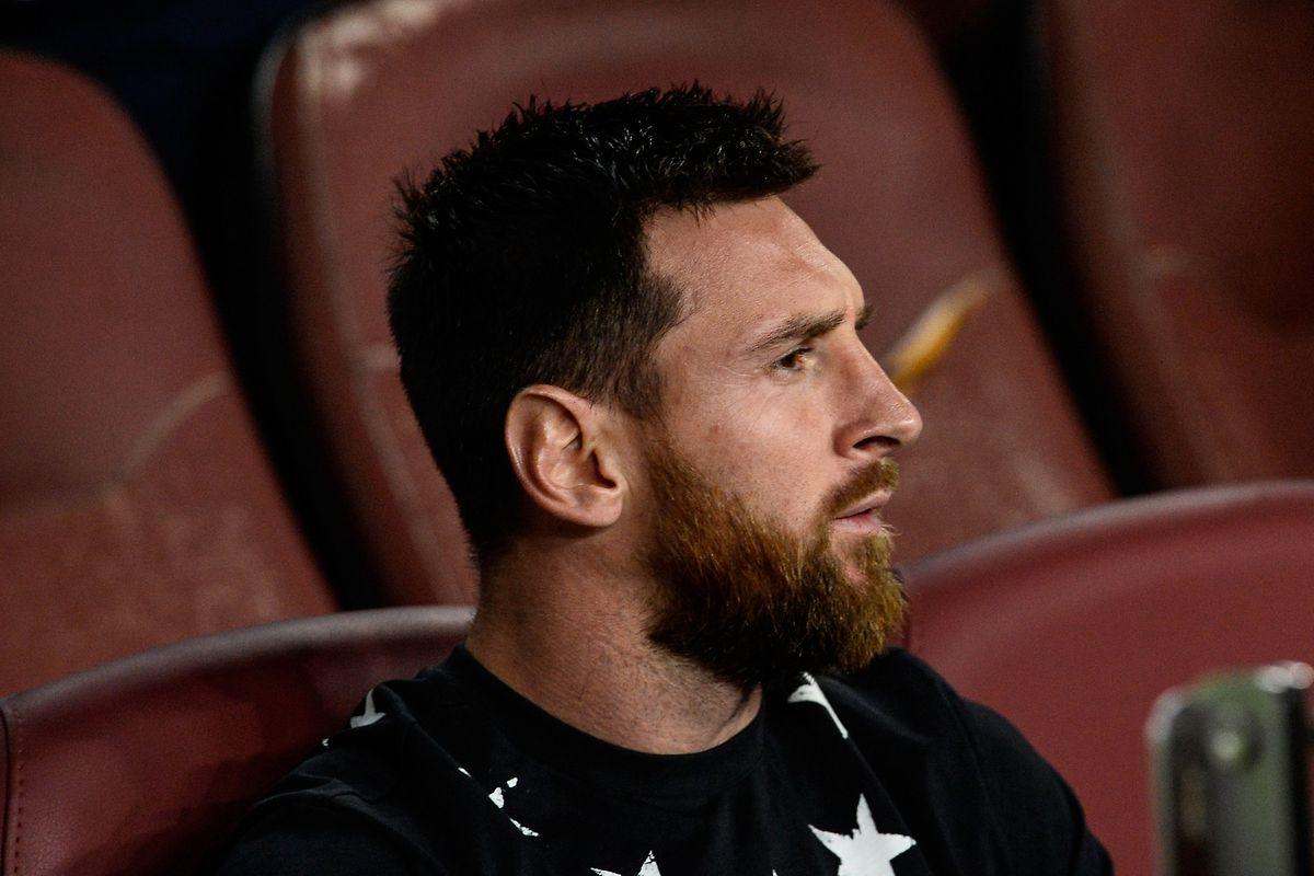 Blessé à un mollet, Lionel Messi pourrait rejouer ce mardi avec le Barça à Dortmund