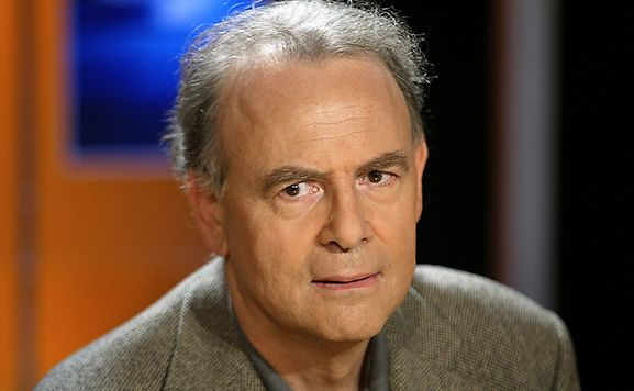 File photo of French writer Patrick Modiano who won the 2014 Nobel Prize in Literature