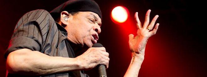 Ein Bild aus dem Jahr 2011: Al Jarreau bei seinem Auftritt in der Rockhal.