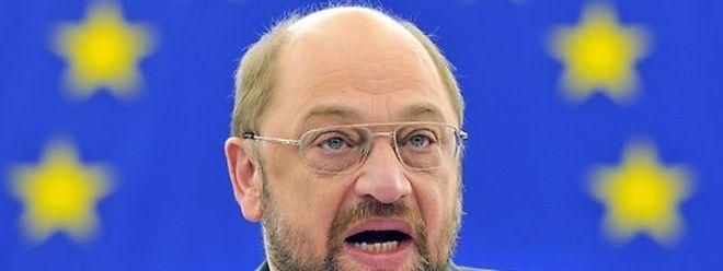 Le président du Parlement européen, le social-démocrate Martin Schulz, a annoncé jeudi qu'il allait quitter cette institution l'année prochaine pour se consacrer à la politique allemande.