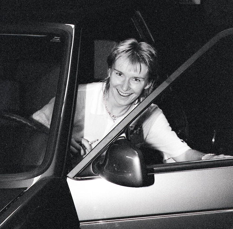 Jana Novotna gewann die ersten beiden Ausgaben beim Turnier in Kockelscheuer. Als Preis gab es ein Auto.