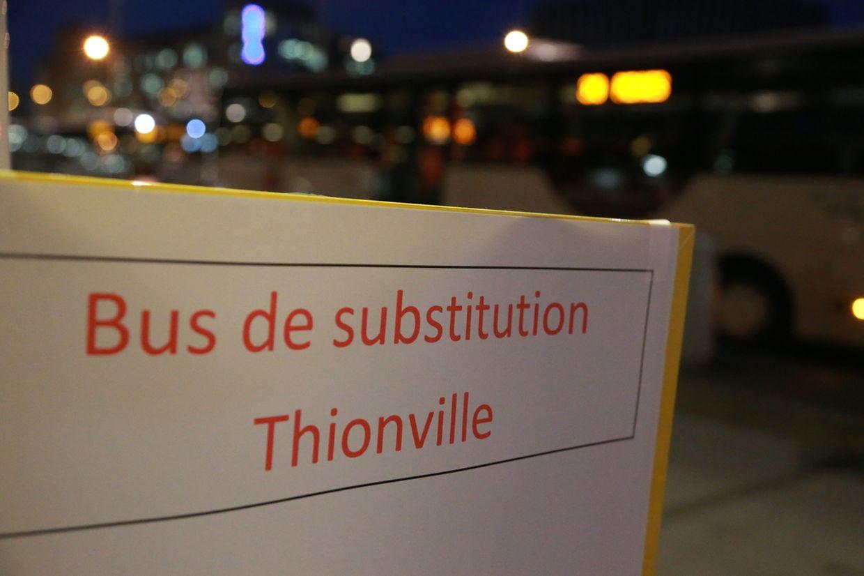 Chaos sur les rails entre Luxembourg et la France ce 27 janvier
