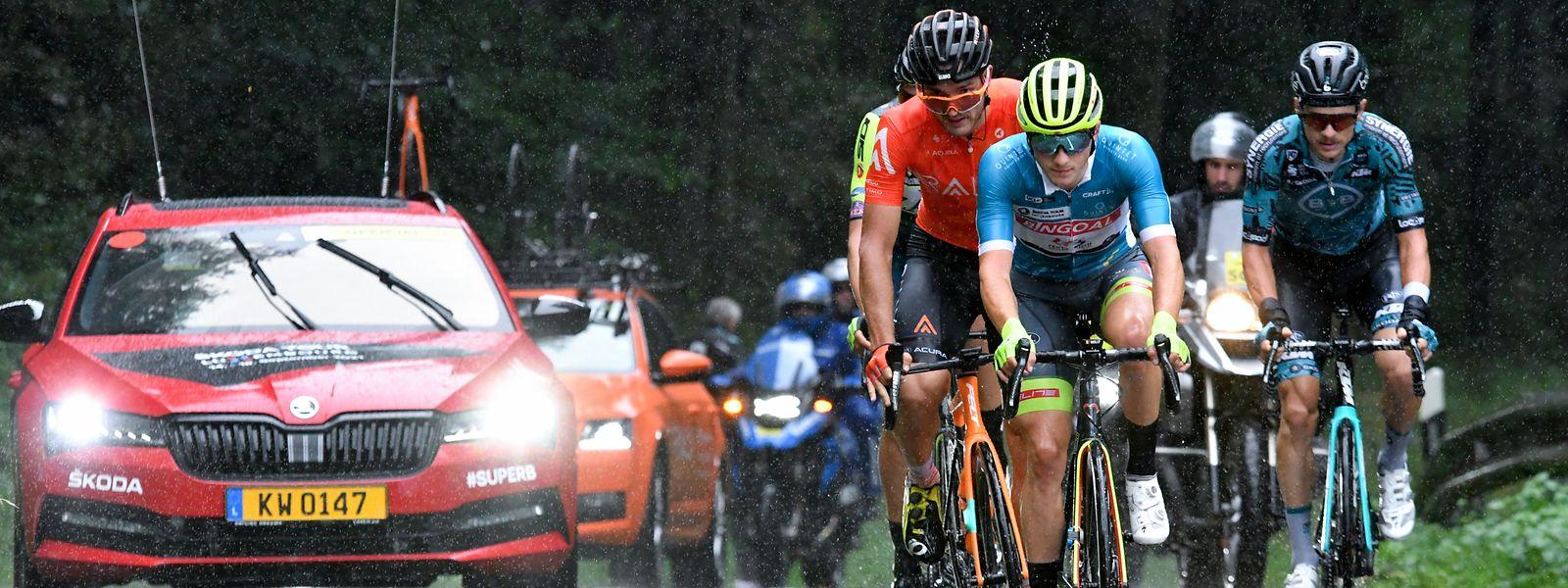 Course. Cyclisme: Skoda Tour du Luxembourg. Boulaide. Foto: Stéphane Guillaume