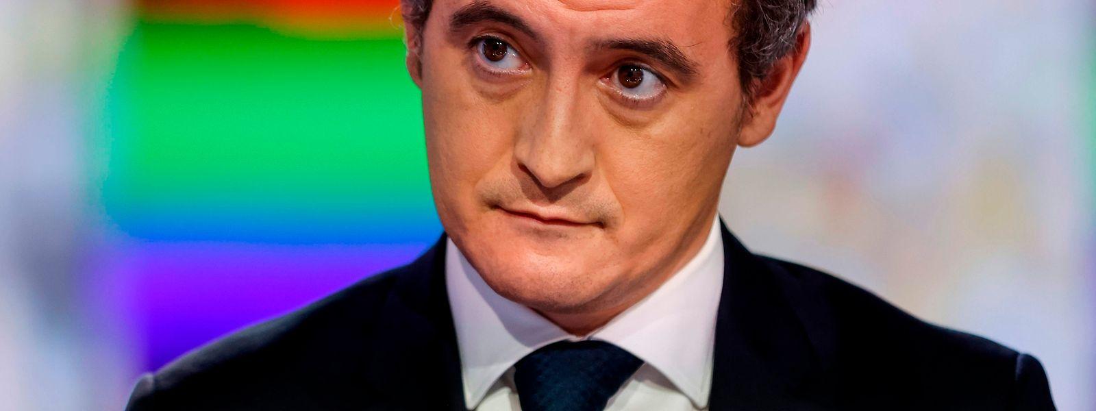 Innenminister Gérald Darmanin gerät immer stärker unter Druck.