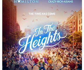 In the heights (DE, Fsk 6, 143 min)