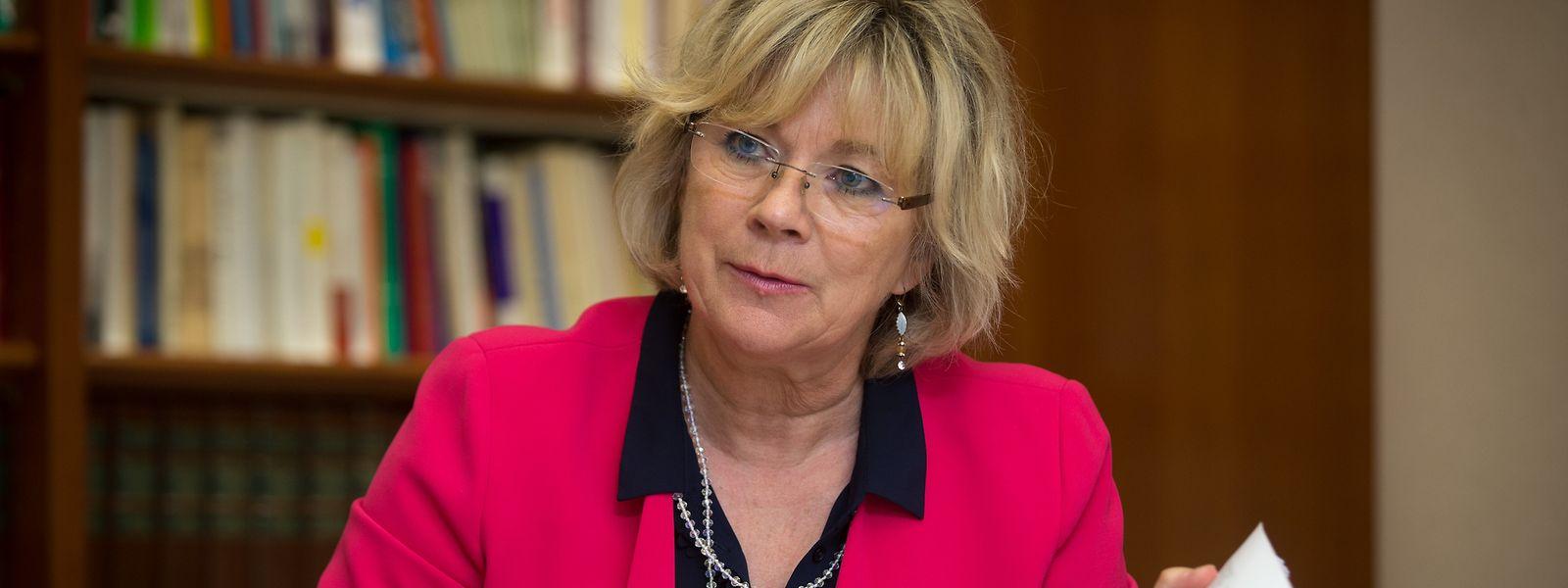 Cécile Hemmen bekleidete das Amt des Bürgermeisters seit 2011.