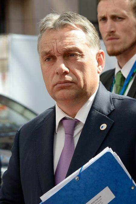 """Ungarns Premier Viktor Orban will die """"Todesstrafe auf der Tagesordnung behalten""""."""
